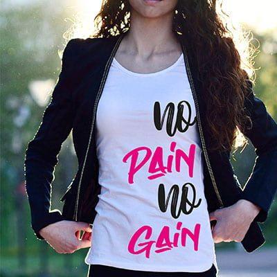 camisetas personalizadas en Torrejón realizamos el diseño por tí.